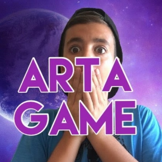 Arta Game  (Artamios) - Youtuber, Instagramer, tiktoker, twitch
