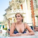 Blogger    Eugenita Vega - Viajera y abogada.