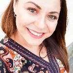 Blogger     Vanessa  Padrón Noda  - Cosmética y maquillaje