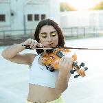 Agustina Ponce Uria (Agusponceuria) - Cordoba - Violinista.