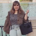 Blogger Sara  Del Río Muñoz - Estudiante.