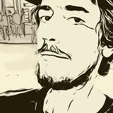 Blogger  Lucas Russi - Tattoo Artist