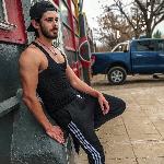 Bloger Andrés  Acosta  - Fitness Influencer
