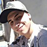 Bloger   Lucas Valdez - student