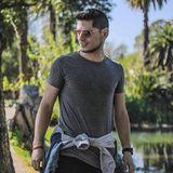 Bloger  Pablo Aguirre - Singer