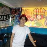 Blogger    Jairo  Vargas  - Estudiando,deportista, jugador de billar