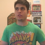 Bloger     Nacho  Solís - Student