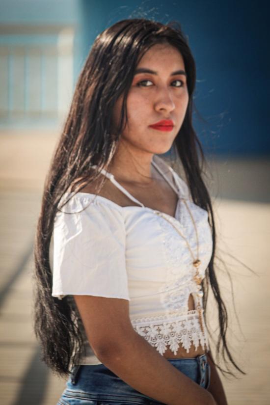 Blogger  Kenia Vera  Aguilera - Instagramer