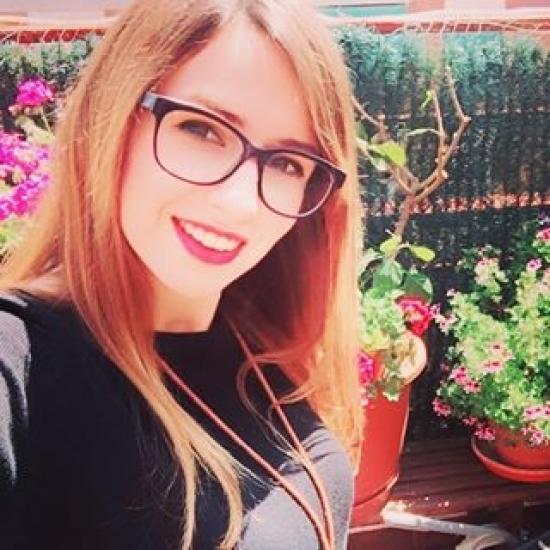 Bloger   Laura Gutiérrez - Blogger