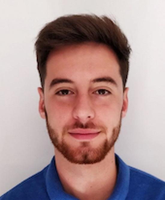 Bloger  Marco Esau - Sports influencer.